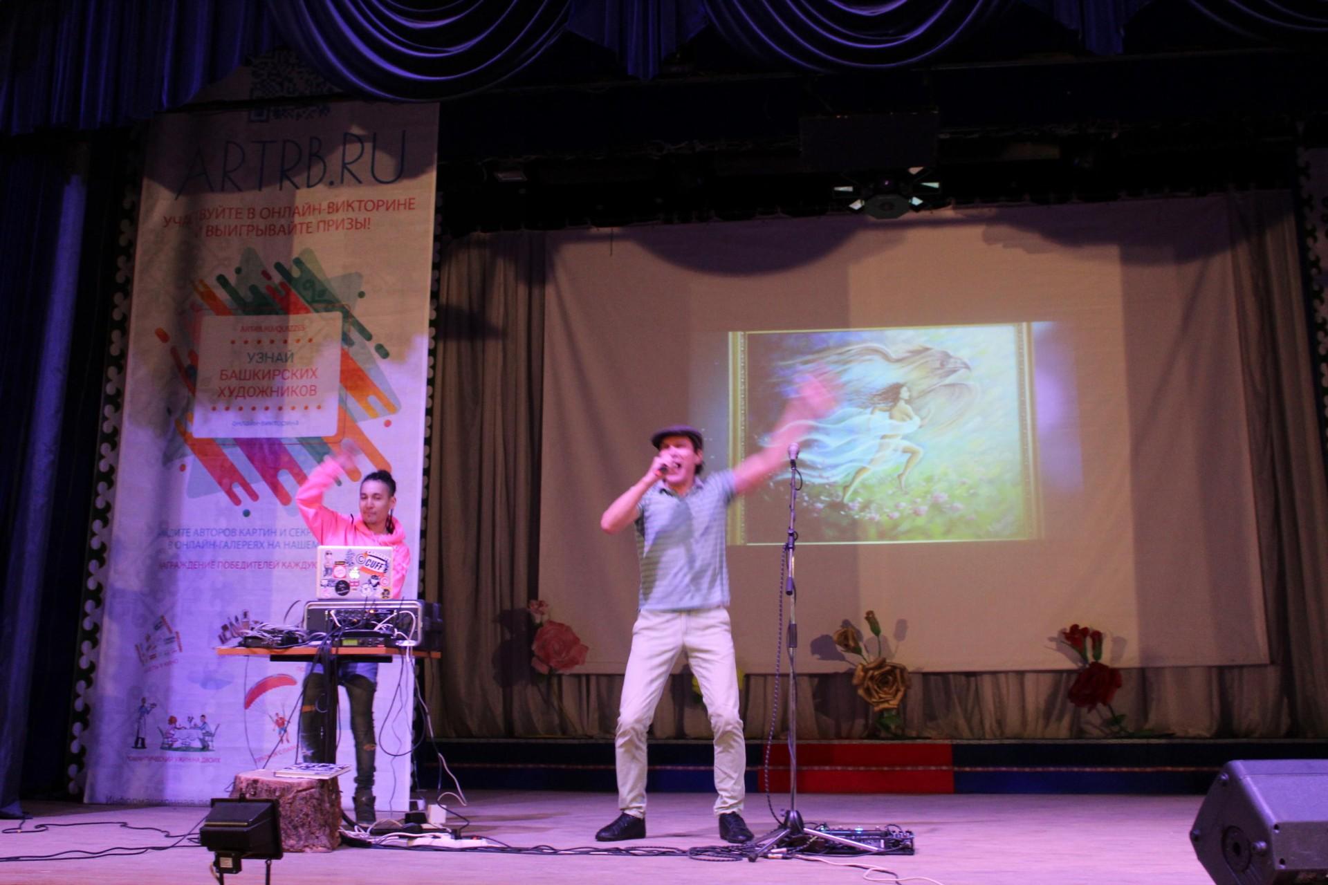 Художественный тур проекта №33 – встреча с художниками в селе Верхние Киги!