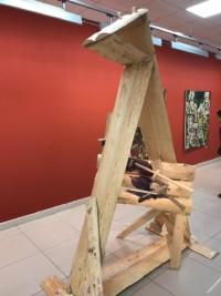Открытие выставки «Охота на Большую Медведицу»