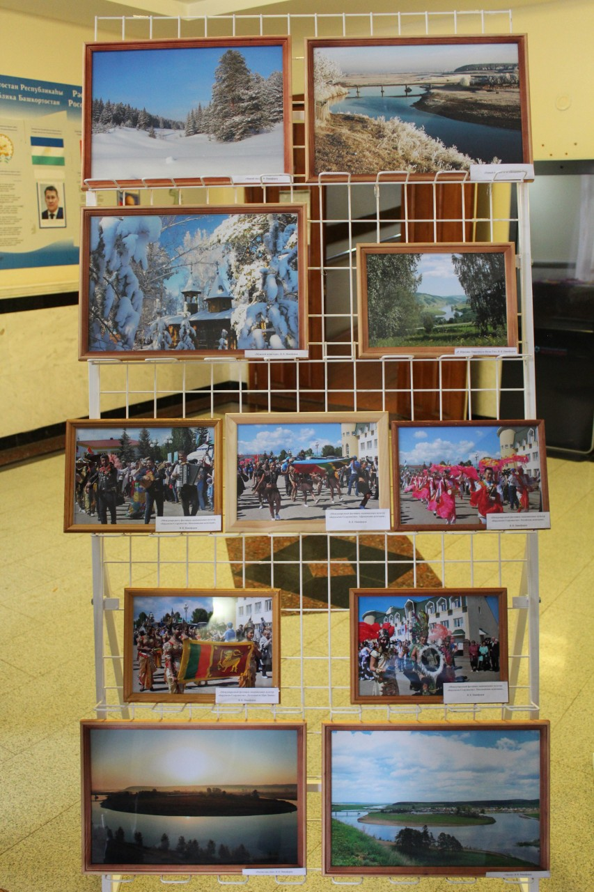 Художественный тур проекта №34 – встреча с художниками в селе Месягутово!