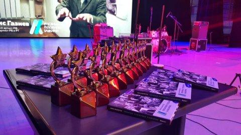 Церемония награждения победителей народного рейтинга проекта «Любимые Художники Башкирии» за 2018 год!