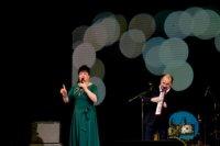 На сцене Назифа Кадырова и Гали Алтынбаев – Церемония награждения победителей народного рейтинга проекта «Любимые Художники Башкирии» за 2018 год!