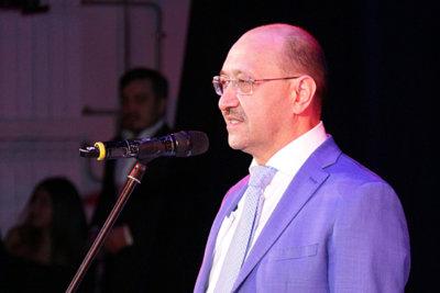Наиль Махмутов – Церемония награждения победителей народного рейтинга проекта «Любимые Художники Башкирии» за 2018 год!