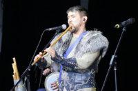 На сцене этно-рок-группа «Аргымак» – Церемония награждения победителей народного рейтинга проекта «Любимые Художники Башкирии» за 2018 год!