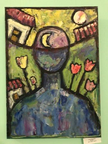 Персональная выставка художника Ольги Фроловой