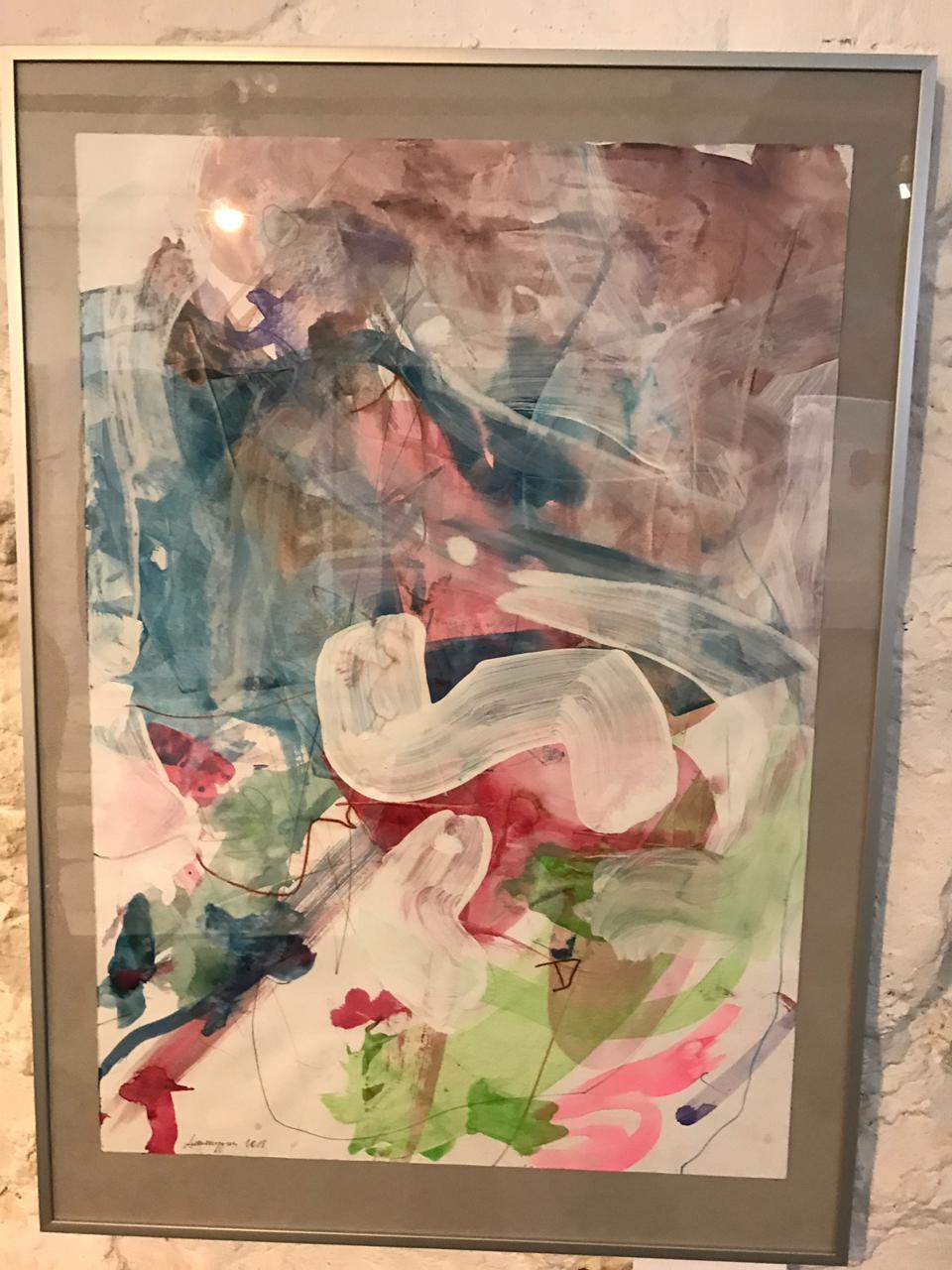 «Абстракция» – персональная выставка Артура Алимгузина