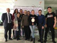 Художественный тур проекта №41 – встреча с художниками в городе Агидель!