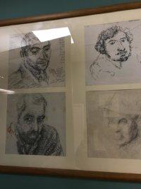 Открытие персональной выставки башкирского художника Анвара Кашаева