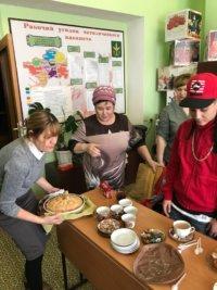 Художественный тур проекта №47 – творческая встреча с художниками в Бакалинском районе!