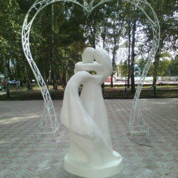 «Влюбленные», Михаил Саврасов