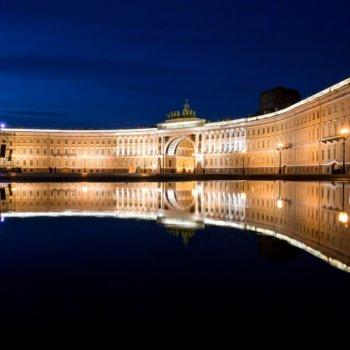 «Ночной Петербург», Эдуард Дильмухаметов