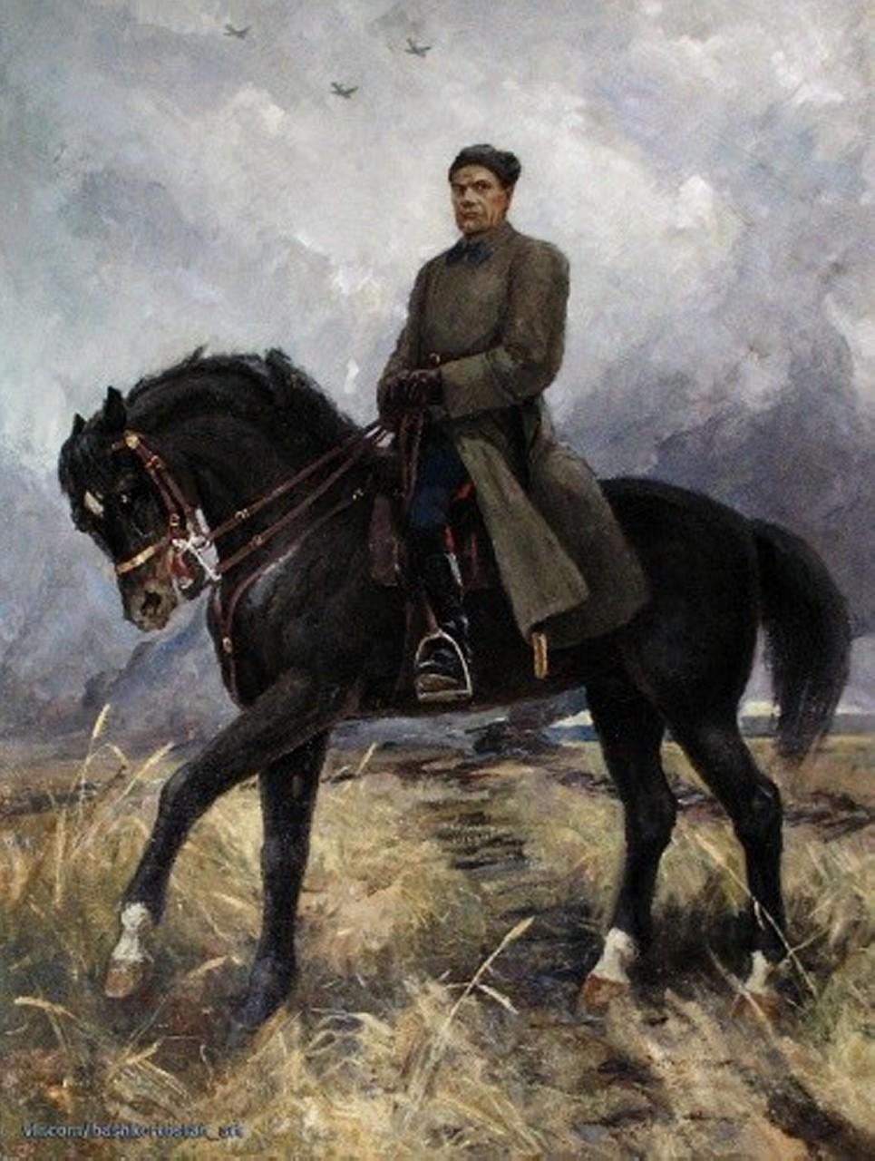 «Генерал Шаймуратов», Алексей Храмов