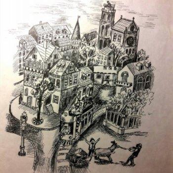«Сказочный Город», Валентина Баканина