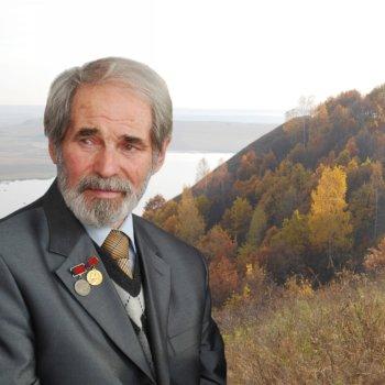 «Портрет заслуженного лесовода Ю. Косоурова», Раиль Мусин