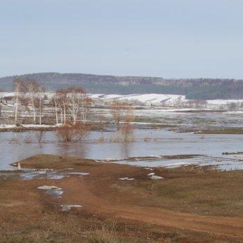 «Большая вода на реке Сюнь», Раиль Мусин