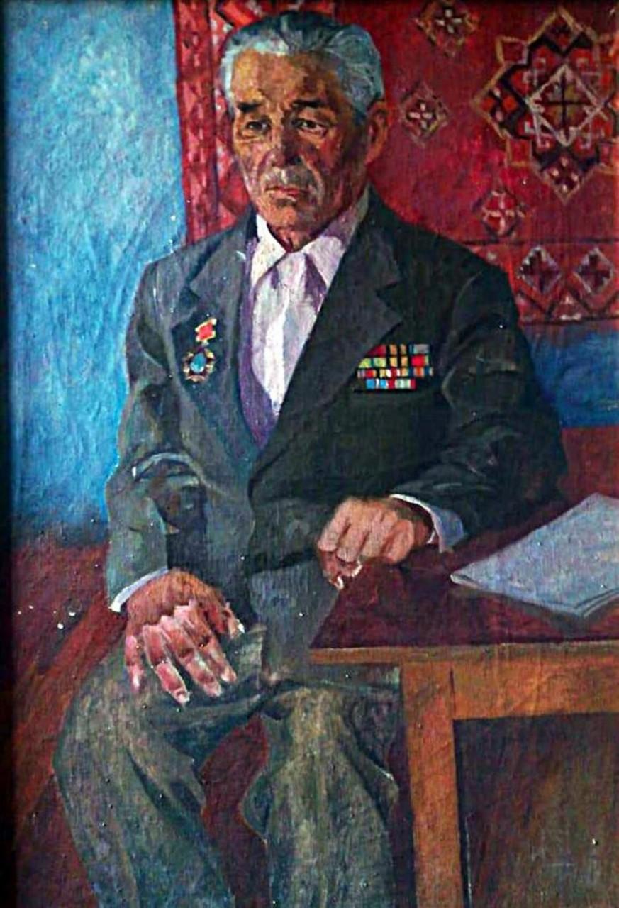 «Ветеран», Рафаил Агзамов