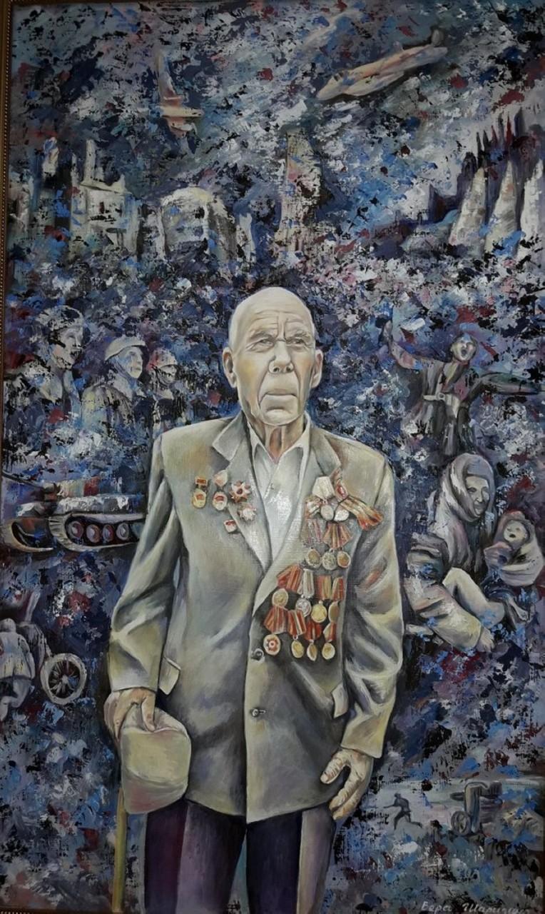 «Ветеран. Я все помню!», Вера Шаригина
