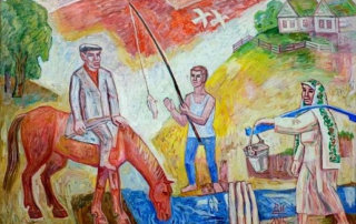 """""""Дамир Ишемгулов"""", выставка"""