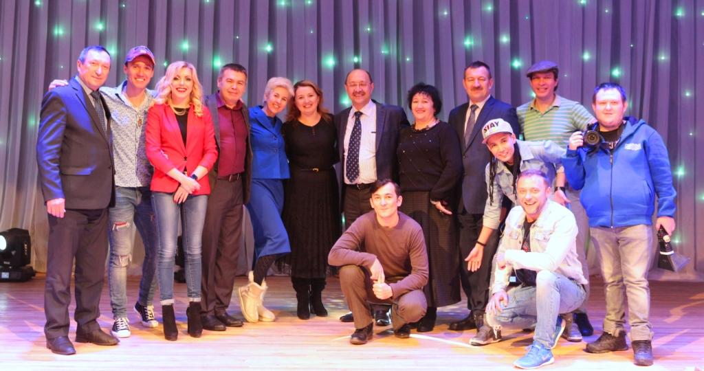 Художественный тур проекта №35 – творческая встреча с художниками в Бураевском районе!