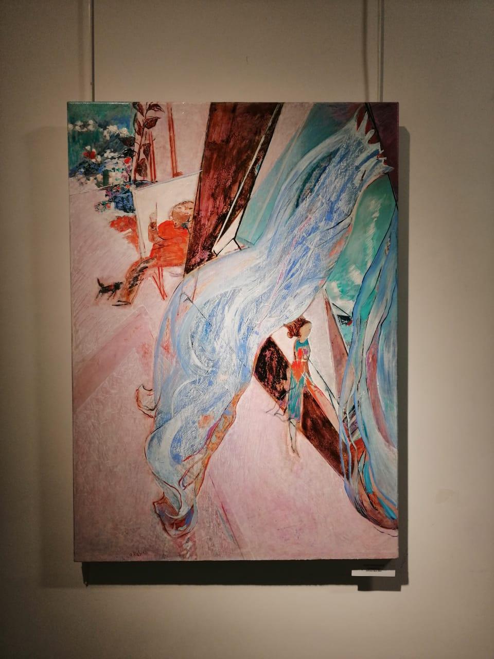 Расих Ахметвалиев – открытие персональной выставки «Легкость бытия»