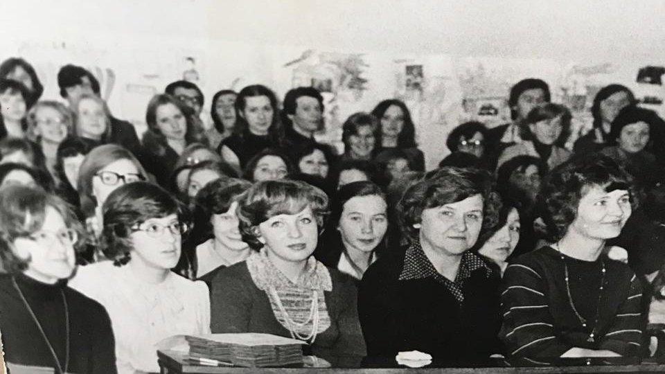 45 лет Худграфу БГПУ!