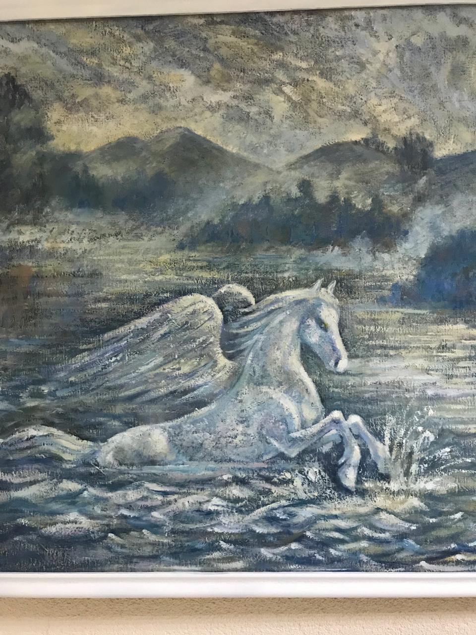 Предпоказ фильма телеканала UTV об истории башкирской живописи