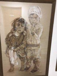 В Государственном Собрании состоялось открытие выставки работ башкирских художников