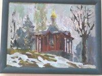 «Зима-лето»: персональная выставка Татьяны Красновой