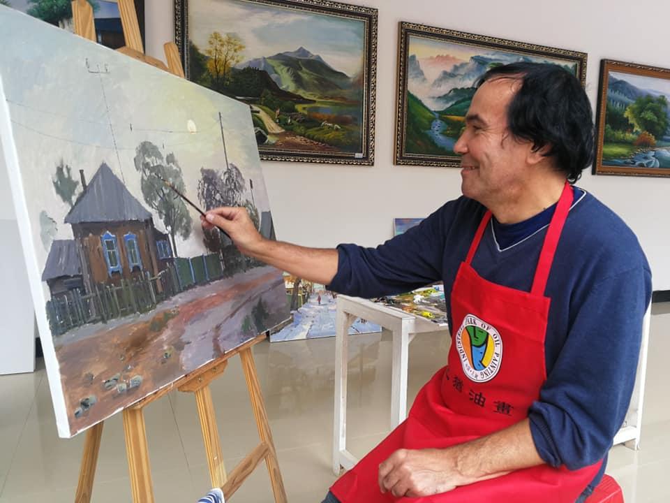 Расширяя границы через искуство: скоро открытие выставки «Евразийский мост»