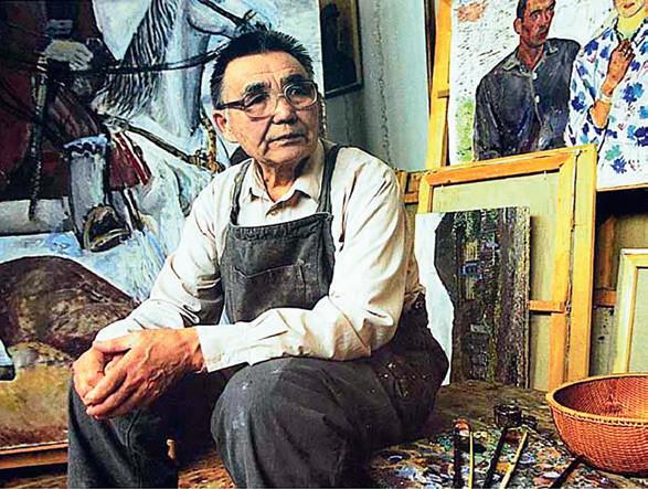 Художник Ахмат Лутфуллин (1928–2007 гг.)