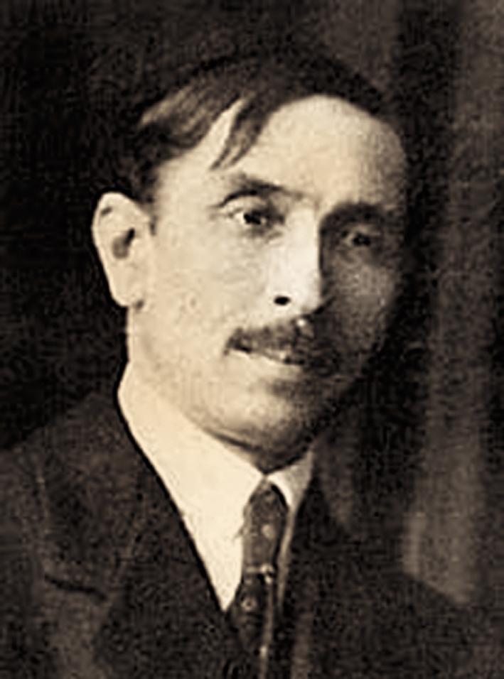 Художник Касим Девлеткильдеев (1887–1947 гг.)