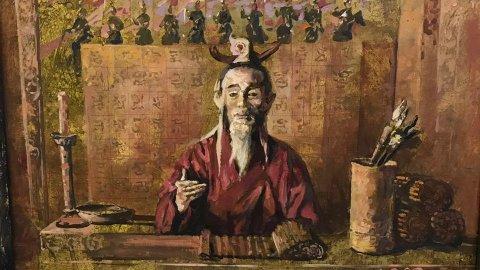 Китай глазами башкирских художников: в Уфе открылась выставка «Евразийский мост»