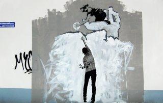 ART-очерки Татьяны Красновой: граффити в Уфе