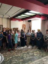 Открытие выставки «Традиции и современность» в галерее «Урал»