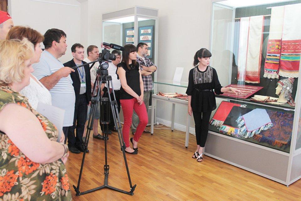 Выставка «Головные уборы народов Башкортостана»