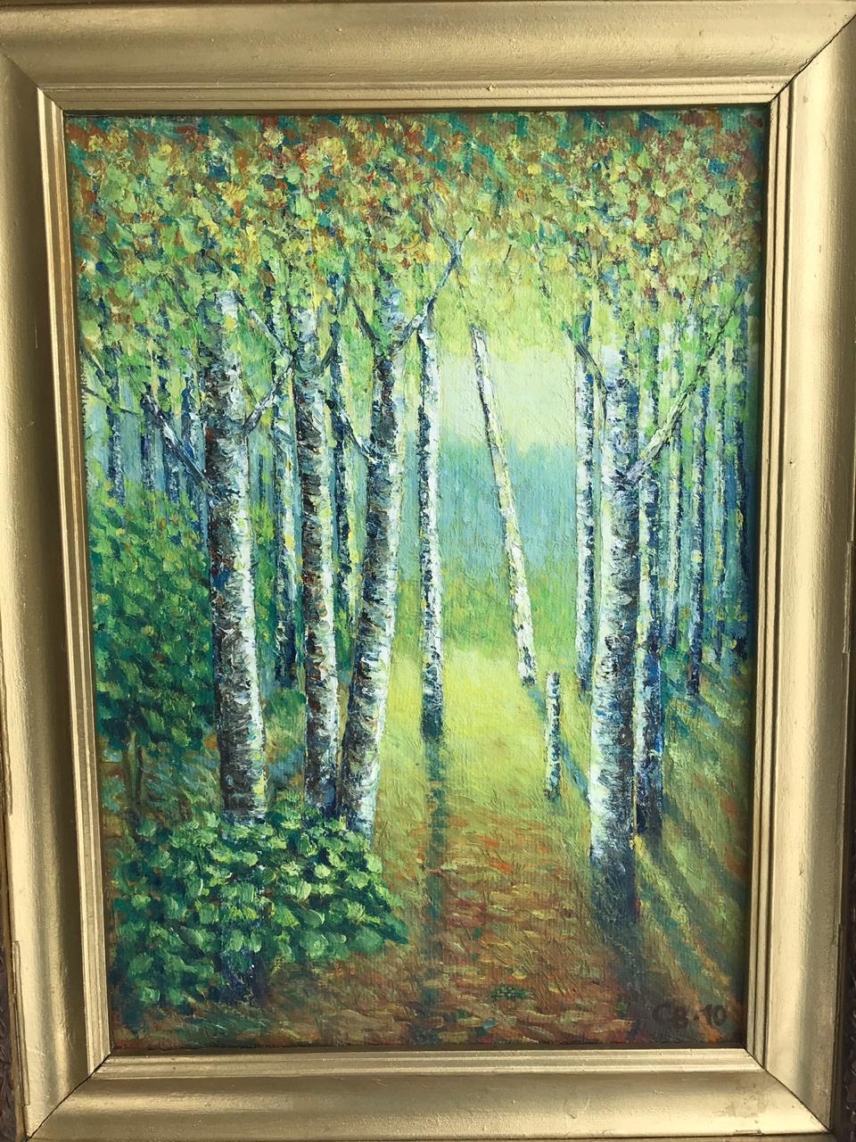Персональная выставка художника Салавата Валиева