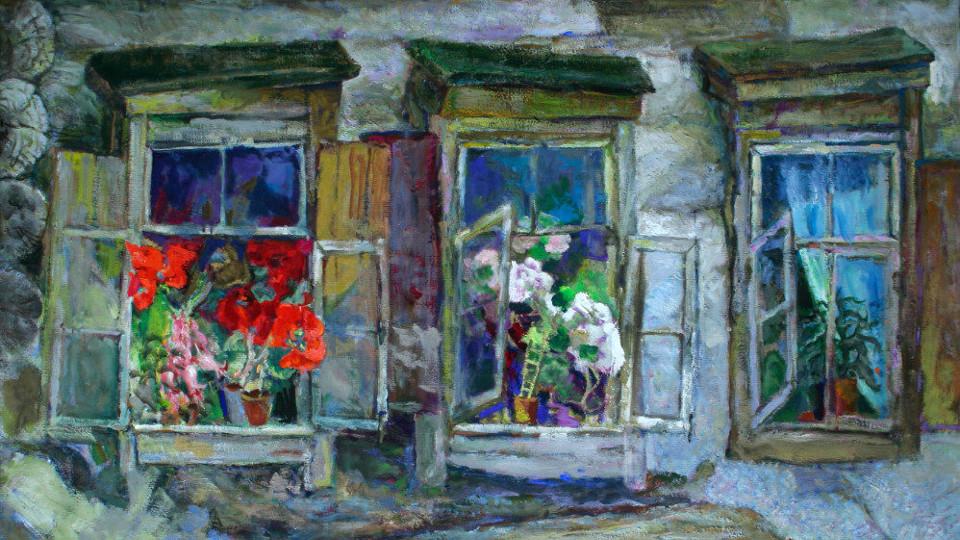 ART-очерк Татьяны Красновой к 125-летию со дня рождения художника Александра Тюлькина