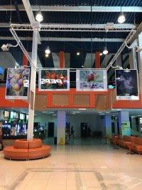 Кино и картины: новая выставка работ башкирских художников в кинотеатре «Искра IMAX»