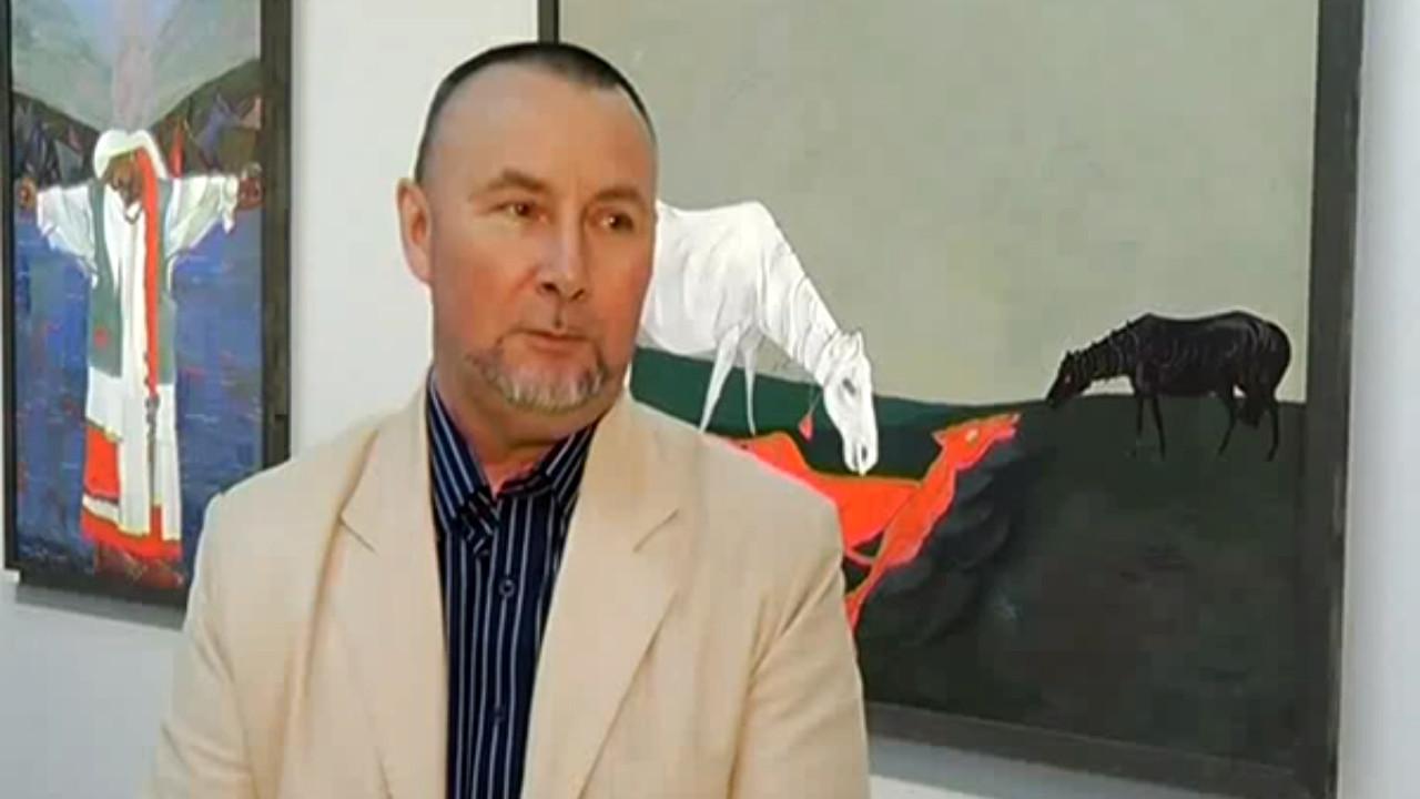 ART-очерки Татьяны Красновой: художник Талгат Масалимов