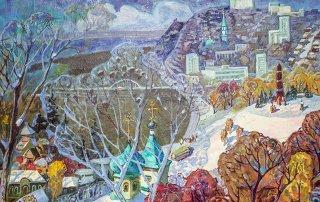 Художник Александр Бурзянцев (1928–1997 гг.)