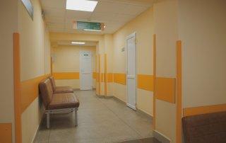 Уфимцы могут разрисовать стены поликлиники №17