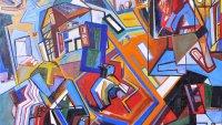 ART-очерки Татьяны Красновой: художник Исмагил Газизуллин и его выставка «Абстрактная живопись»