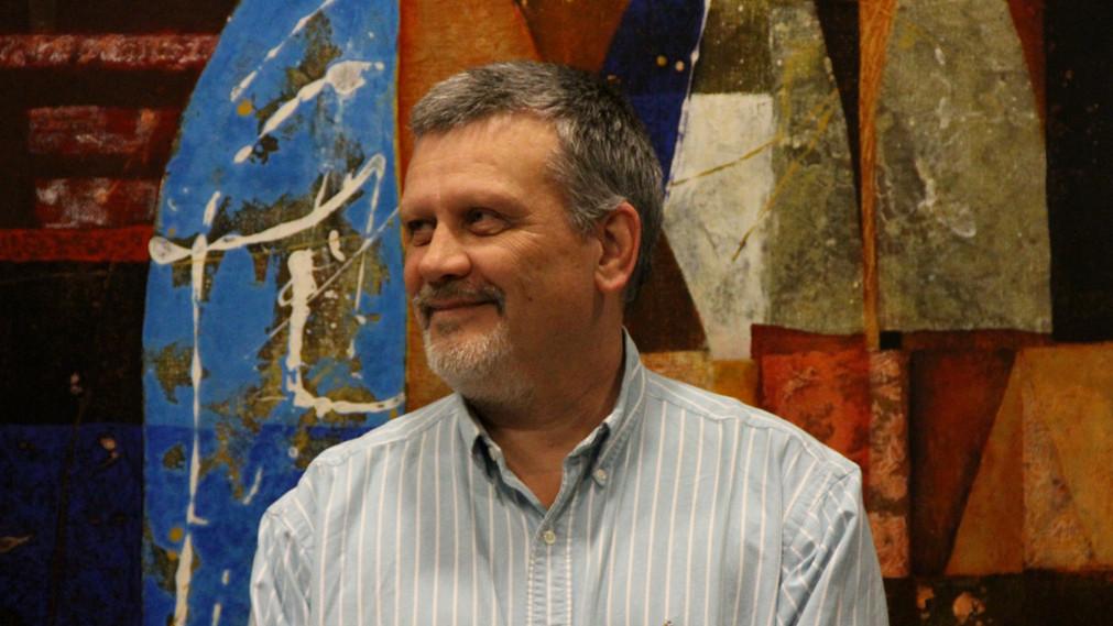 ART-очерки Татьяны Красновой: художник Радик Гарифуллин и его выставка в галерее «Арт-эксперт»