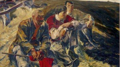 «Башкирская МАРКА»: художник Лябиб Мугтобаров