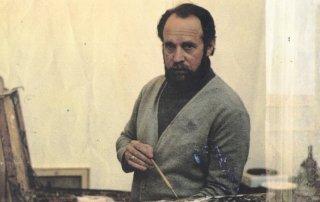 «Башкирская МАРКА»: художник и скульптор Виктор Позднов