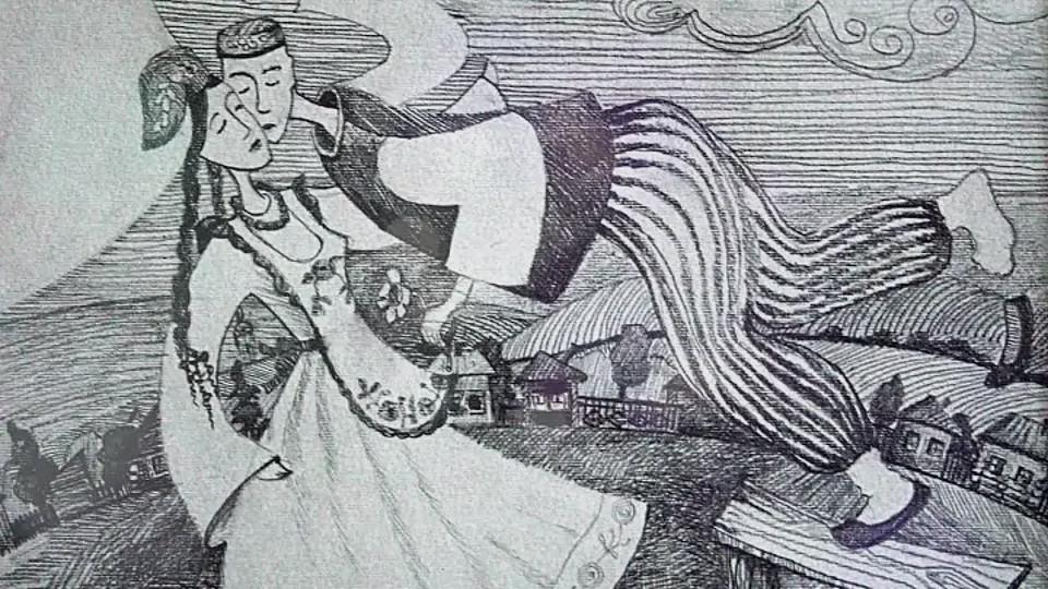 ART-очерки Татьяны Красновой: художник Алина Муслимова и её выставка живописи и графики