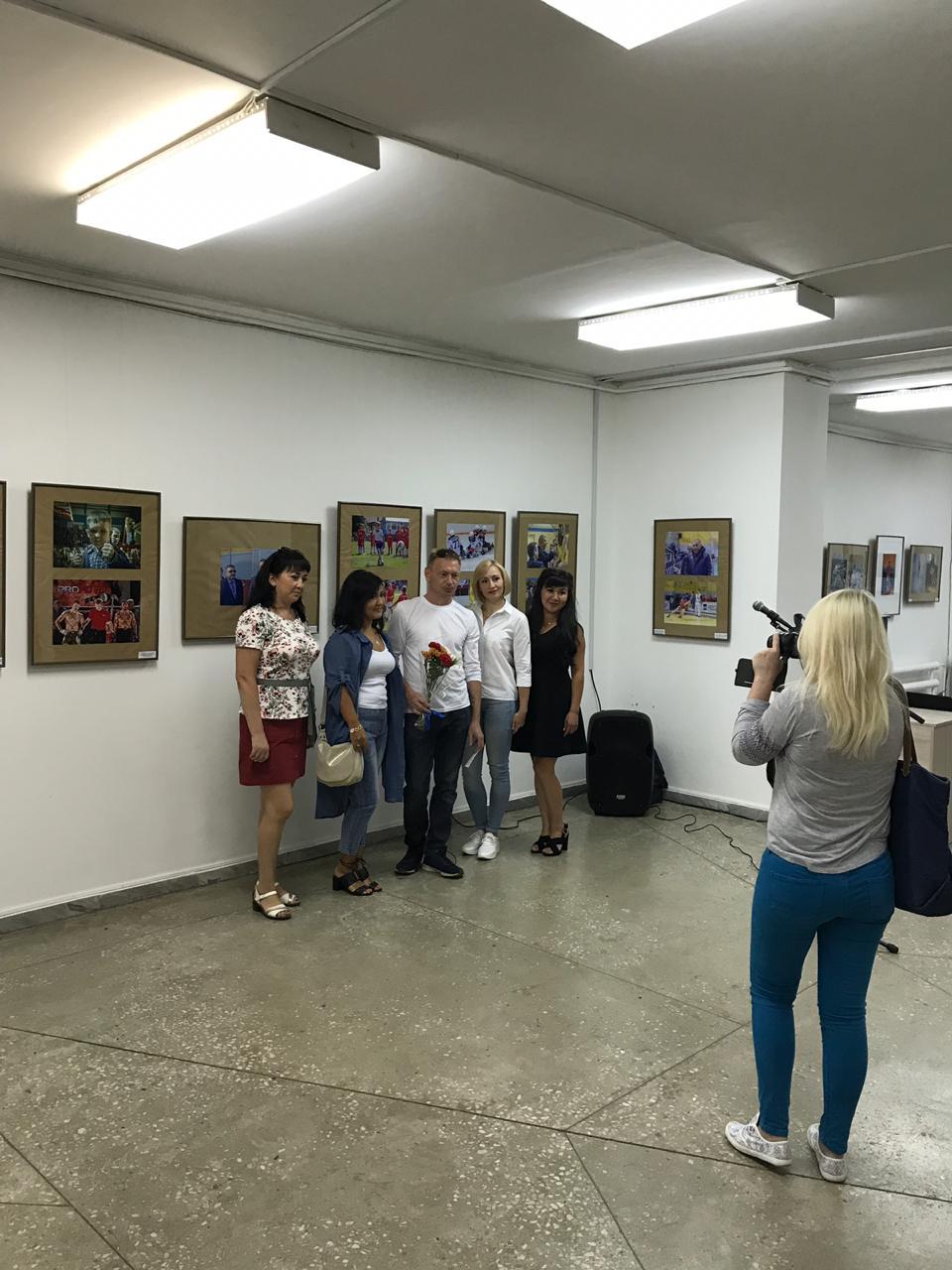 «Стерлитамакиада»: персональная фотовыставка Дмитрия Пискарева