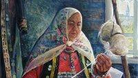 ART-очерки Татьяны Красновой: Вера Фролова и выставка «Белая нить»