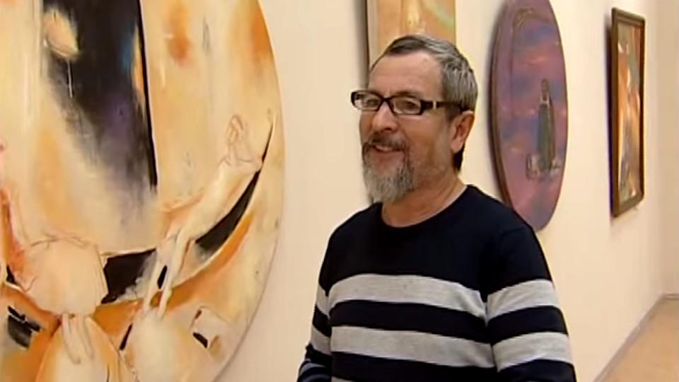 ART-очерки Татьяны Красновой: «Газели» – выставка работ Рафаэля Кадырова