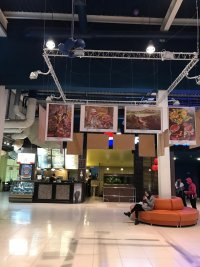 Новая ежемесячная экспозиция в «Искра IMAX»