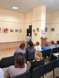 «В цветах...» – персональная выставка Рената Сербина